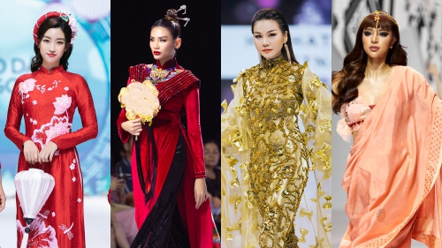 Mỹ Linh, Võ Hoàng Yến, Thanh Hằng, Khả Trang và loạt sao Việtcùng làm vedette