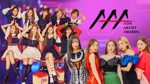 Thảm đỏ AAA 2019: Twice, TXT, ITZY và loạt sao Hàn xuất hiện trong sự hò reo của khán giả