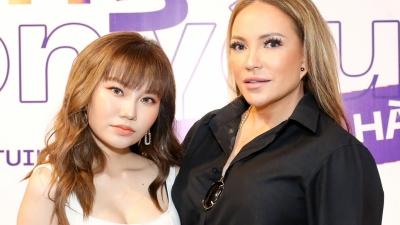 Châu Nhi The Voice rạng rỡ bên Thanh Hà, Orange và Tuimi trong buổi ra mắt MV debut đậm chất nữ quyền