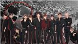 Sau thời gian đóng băng hoạt động, fan phát hiện các thành viên X1 đến concert solo của Jaehwan (Wanna One)