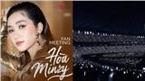 Vừa trở lại sau tin đồn sinh con, Hòa Minzy bị fan Kpop chỉ trích vì 'mượn ảnh' EXO để tổ chức fanmeeting