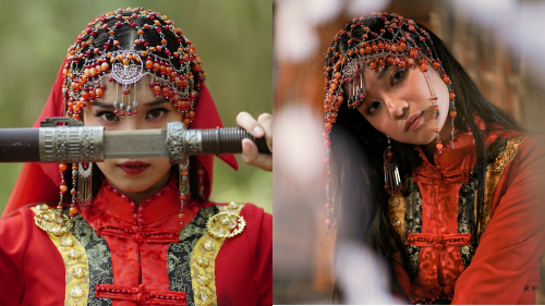 Hé lộ tạo hình MV mới, Hoàng Yến Chibi đang hoá thân thành Tiểu Yến Tử hay Hàm Hương?