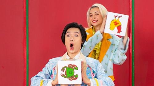 Lần đầu kết hợp, Thiều Bảo Trang và Quang Trunghé lộ những hình ảnh lầy lội trong MV sắp ra mắt