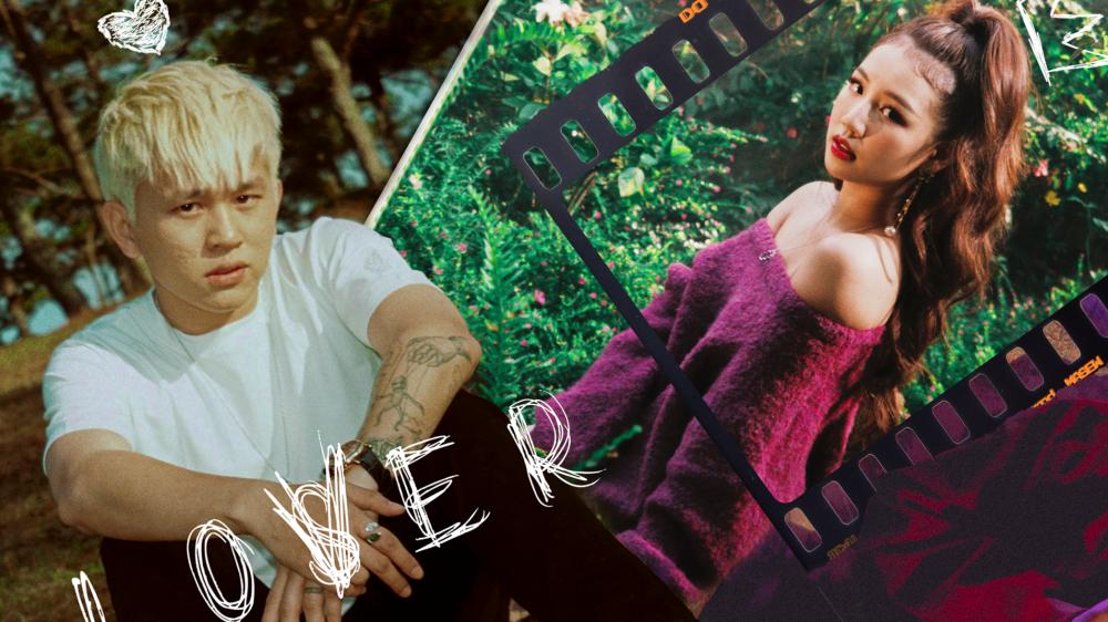 B Ray và Amee nhá hàng poster MV mới, hứa hẹn nhiều chiêu 'thả thính' cho lần trở lại