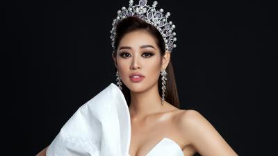 Hoa hậu Khánh Vân thực hiện bộ ảnh beauty đầu tiên, gửi lời tri ân đặc biệt sau hơn hai tháng đăng quang