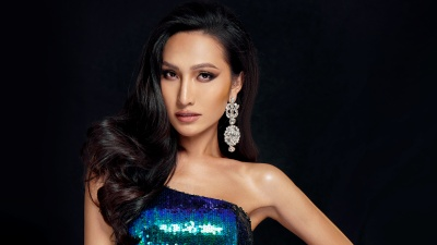 Hoài Sa chính thức lên đường sang Thái Lan thi Hoa hậu Chuyển giới Quốc tế 2020