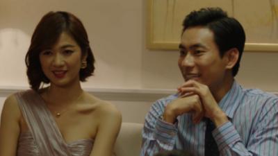 Oanh Kiều xuất hiện sang chảnh, 'dính lời nguyền mê trai' trong 'Nắng 3'