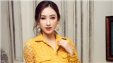Á hậu Hà Thu khoe vòng eo thon gọn, gợi ý trang phục dành cho những cô nàng công sở