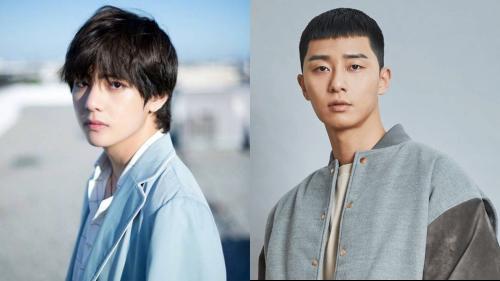 V(BTS) phấn khích khi hát ca khúc tự sáng tác trong 'Itaewon Class': 'Tôi rất thích Park Sae Ro Yi'