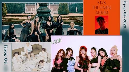 Kpop comeback tháng 04/2020: (G)I-DLE trở lại với concept ma mị, Changmin debut solo sau 17 năm, Apink không ngại đối đầu với những nhóm nhạc thế hệ mới