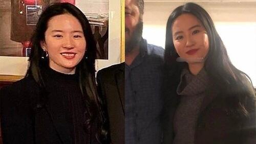 Lưu Diệc Phi bị chê là bà cô già kém sắc, đánh mất vẻ đẹp 'thần tiên tỷ tỷ' trong hình ảnh chụp cùng ekip Mulan