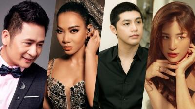 Bằng Kiều, Thu Minh, Noo Phước Thịnh, Đông Nhi và nhiều nghệ sĩ khiến fans phấn khích khi kết hợp cùng nhau