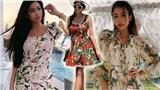 Mặc cá tính hết phần thiên hạ, rich kid Tiên Nguyễn còn có cả BST váy hoa đậm chất bánh bèo