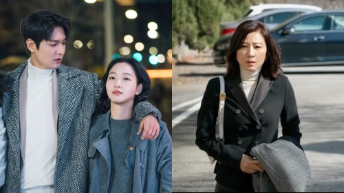BXH diễn viên - phim Hàn tuần 5 tháng 4: Lee Min Ho không thể 'soán ngôi' Kim Hee Ae
