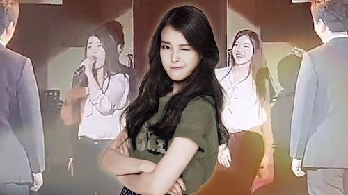 Hậu phá đảo BXH với ca khúc mới, IU nhắng nhít đáng yêu khuấy động đám cưới producer bằng bản hit 'Good Day'