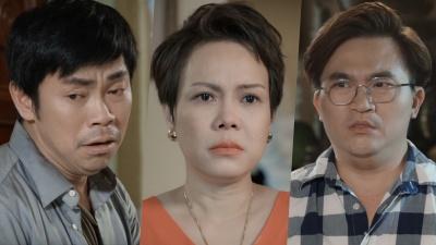 Tập cuối 'Cân Mẹ': Việt Hương, Đại Nghĩa, Hoài Tâm lấy trọn nước mắt khán giả
