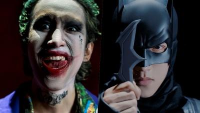 Hóa thân thành Joker đầy điên loạn, học trò Hoàng Thùy Linh muốn gửi gắm thông điệp gì?
