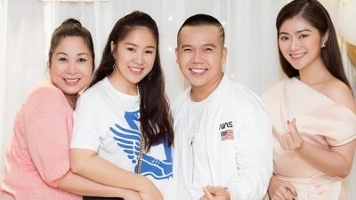 Hồng Vân, Lê Phương cùng dàn sao đến mừng sinh nhật NTK Minh Châu