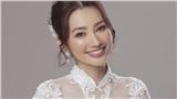 Trúc Diễm tái xuất showbiz, hóa cô dâu trẻ trung trong tà áo dài