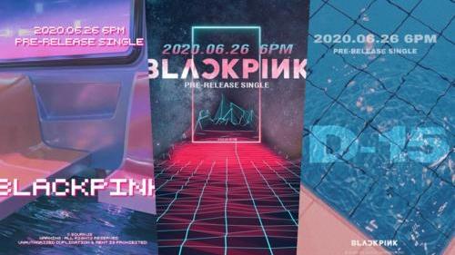 Thất vọng với poster 'phèn 1 cục' từ YG, Blink tự tay thiết kế 7749 tác phẩm 'sang - xịn - mịn' khác cho BlackPink