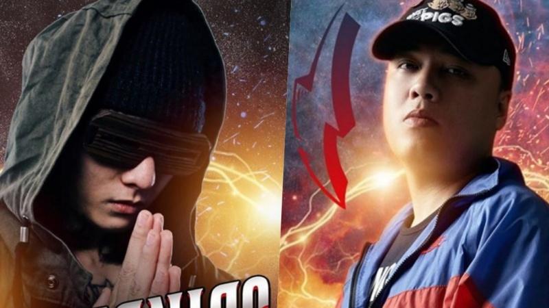 LK (Lil Knight) vàDatmaniac - hai rapper kỳ cựu đầu tiên ngồi 'ghế nóng' King Of Rap