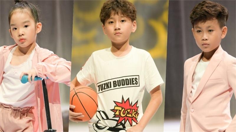 'Bản sao nhí' của Hồ Ngọc Hà làm first-face trong ngày cuối của Tuần lễ thời trang trẻ em Việt Nam 2020