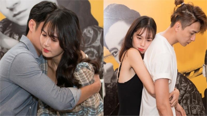 Nhung Gumiho và dàn girl xinh 'nước mắt như mưa' khi casting MV mới của Ngô Kiến Huy