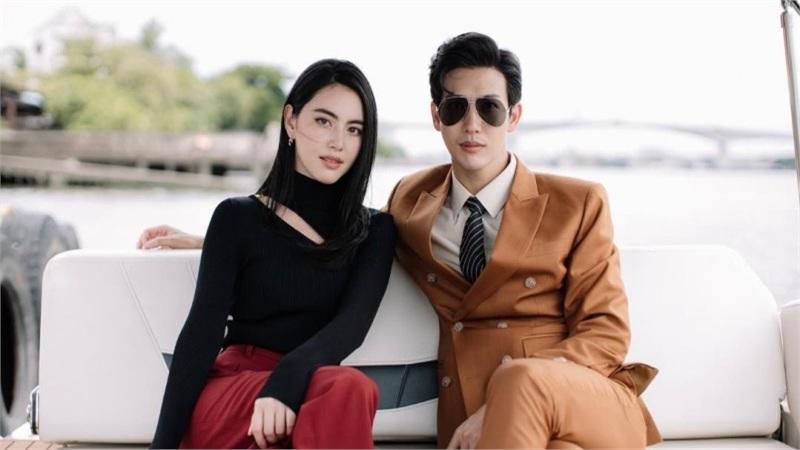 Những hình ảnh đầu tiên về 'Mùa hè của hồ ly' phiên bản Thái: Push Puttichai đậm chất tổng tài bên cạnh Mai Davika quyến rũ ngút trời