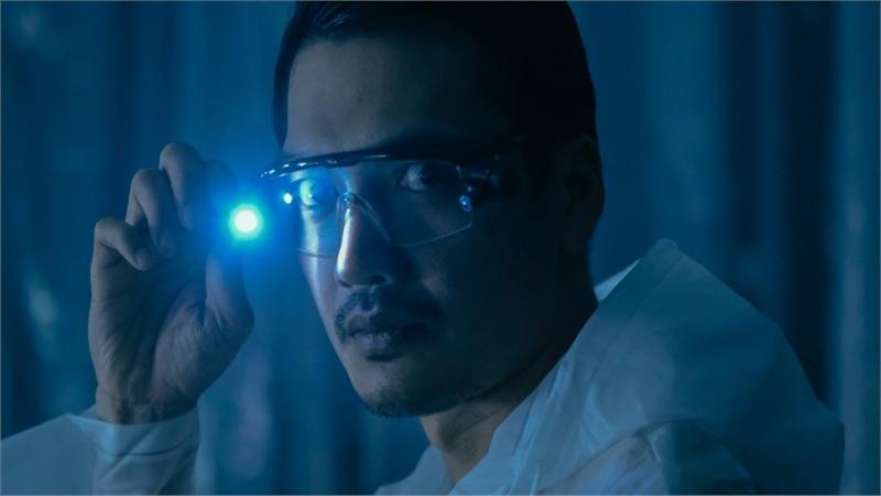 Linh Phi tiết lộ sự thật đằng sau vai diễn 'sát nhân' máu lạnh của Quang Tuấn trong 'Bằng chứng vô hình'