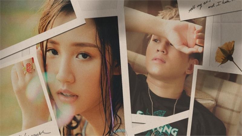 Amee 'nhá hàng' Ex's Hate Me phần 2 với Bray sau khi được thần tượng K-pop cover bài hát