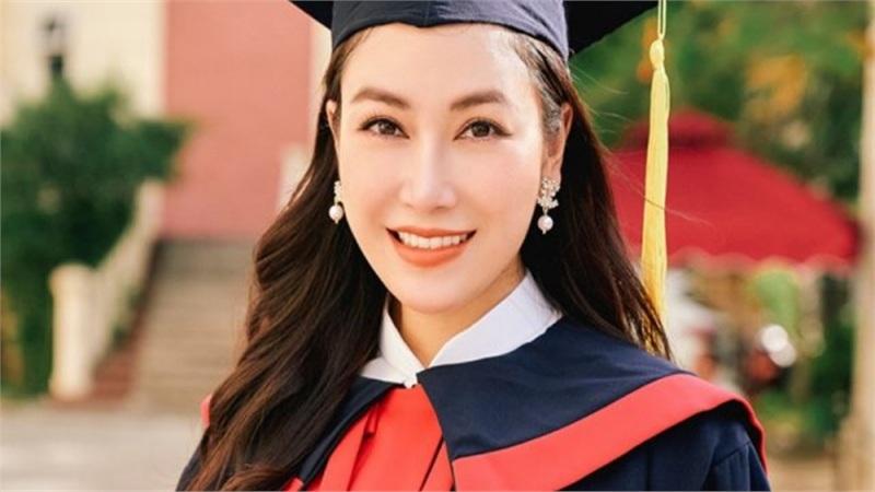 Ca sĩ Tuyết Nga 'vượt mặt' Mỹ Linh, tốt nghiệp Đại học từng khiến nữ Diva phải 'chùn chân'