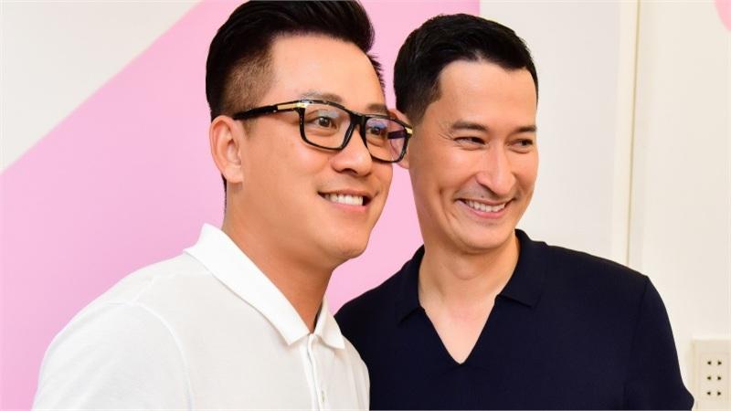 Tuấn Hưng, Huy Khánh cực điển trai, Ngọc Lan nhắng nhít ở sự kiện