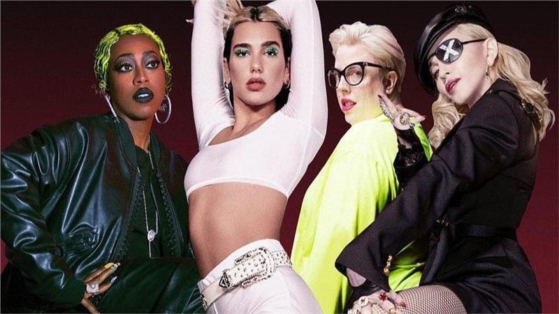 Biến động khắp nơi nhưng Dua Lipa vẫn sốt sắng ra single nhạc dance thứ 5 hợp tác toàn chị đại Hollywood