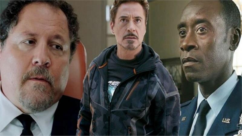 Đến khi Iron Man ra đi, đôi bạn thân của anh mới nói chuyện với nhau