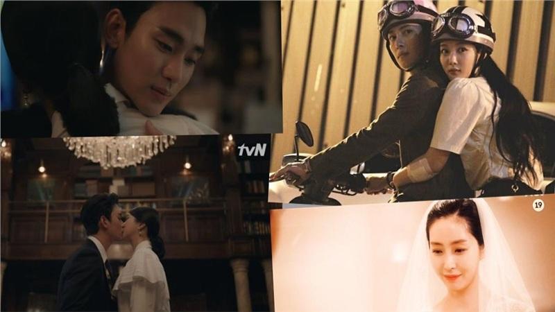 Kim Soo Hyun và Seo Ye Ji hôn nhẹ giúp rating phim 'Điên thì có sao' tăng nhẹ - Phim của Ji Chang Wook rating tăng