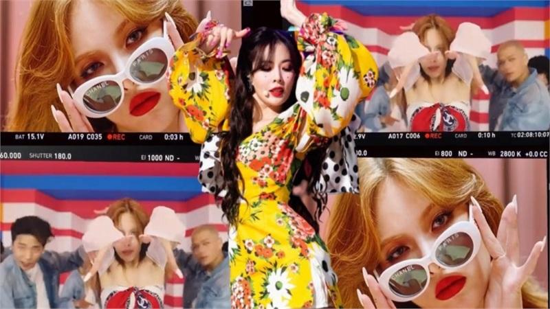 Chờ mãi HyunA cũng chịu trở lại: Trước khi xem MV thì mời bạn đến với 'cuộc đua leak nội dung' từ cô nàng và... PSY