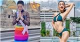 Hoa hậu biến tấu tài tình ở đấu trường quốc tế: H'Hen Niê quấn khăn làm váy, Kiều Loan mặc khác người