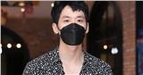 Tuấn Trần điển trai, diện cây đen lịch lãm mừng Hoa hậu Diễm Trần ra mắt web drama
