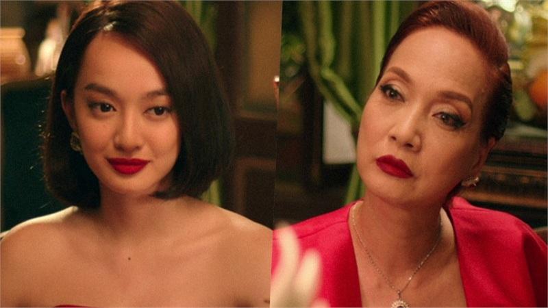 Hé lộ màn 'gia đấu' máu mủ tình thâm của ba chị em nhà họ Lý trong first look 'Gái già lắm chiêu V'