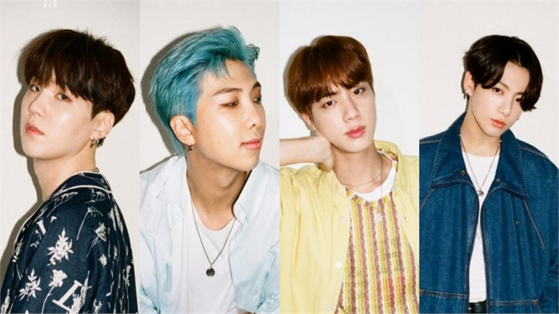 BTS hé lộ những hình ảnh đầu tiên cho ca khúc mới