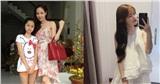 Lộ ảnh thuở bé của bạn gái Quang Hải: Một 'pha dậy thì thành công' đây rồi!