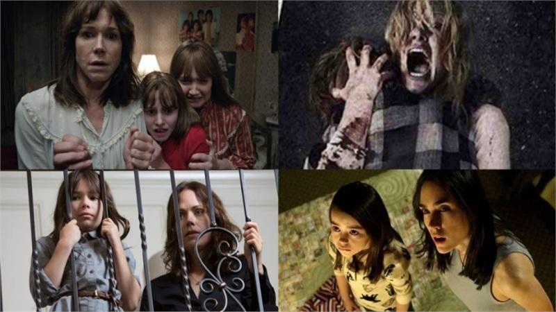 Những bà mẹ đơn thân mạnh mẽ khiến quỷ dữ cũng phải khóc thét trong phim kinh dị