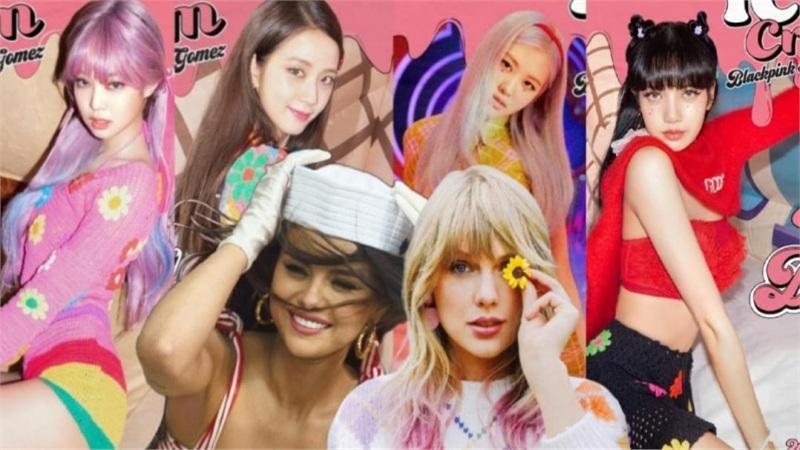 Không phải Selena Gomez, Taylor Swift mới chính là 'trùm cuối' trong MV sắp tới của BlackPink?