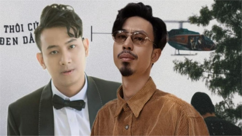 Bị phàn nàn vì sử dụng hình ảnh Đen Vâu trong MV mới, Thái Vũ nói gì?