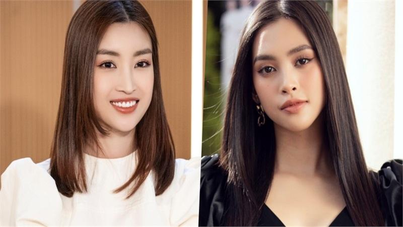 Hoa hậu Mỹ Linh, Tiểu Vy 'đọ' giọng hát với hit của Đức Phúc, Erik