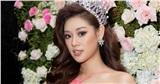 Hoa hậu Khánh Vân rạng rỡ xuất hiện với vương miện Brave Heart