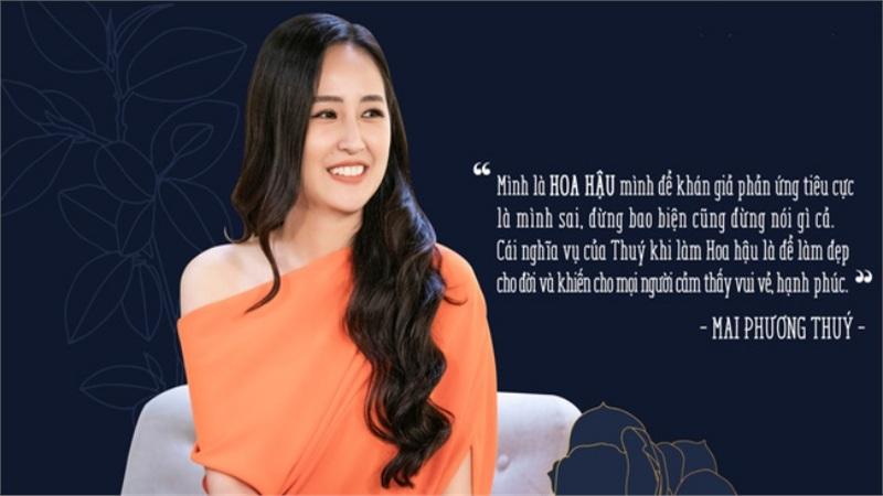 Hoa hậu Mai Phương Thúy: Đến giờ vẫn không biết vì sao mình nổi tiếng, lần đầu chia sẻ về scandal 8 năm trước