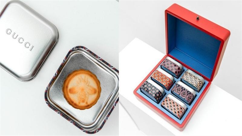 Hộp bánh Trung thu của các thương hiệu hàng đầu như Hermes, LV, Gucci: Chỉ nhìn độ 'sang chảnh' thôi cũng thấy ngon miệng rồi!