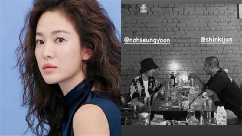 Song Hye Kyo vui vẻ khoe ảnh tụ tập hẹn hò với trai lạ, phải chăng đang 'dằn mặt' chồng cũ Song Joong Ki trong đúng ngày sinh nhật?