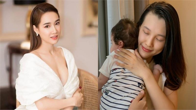 Hoàng Oanh đăng ảnh con trai đã lớn phổng lên trông thấy, Nhã Phương liền vào đòi làm thông gia